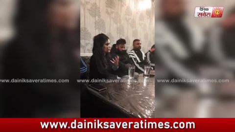 Kaur B, Baani Sandhu ਤੇ Jassi Lokha ਦੇ Australia 'ਚ ਹੋਏ ਝਗੜੇ ਤੋਂ ਬਾਅਦ ਦਿੱਤਾ ਨਵਾਂ Reply | Dainik Savera