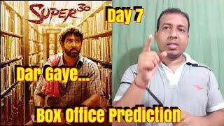 Super 30 Box Office Prediction Day 7