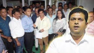 Induction Of Cong MLAs Into BJP Is A Tight Slap To BJP Karyakartas: Jayesh Salgaonkar