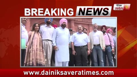 Big Breaking : Resign के बाद Delhi पहुंचे Navjot Sidhu