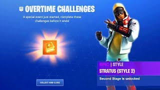 OVERTIME CHALLENGES SEASON 9 - NEW FREE REWARDS, NO FREE BATTLE PASS SEASON 10 Fortnite