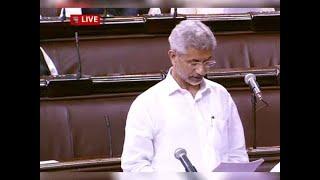 Detention of Kulbhushan Jadhav in Pakistan illegal: Jaishankar in RS