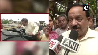 Harsh Vardhan launches public awareness campaign to control of vector-borne diseases in Delhi