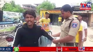 POLICE SAVED ONE LIFE UNDER RAJENDRA NAGAR POLICE  STATION LIMITS CYBERABAD LIMITS