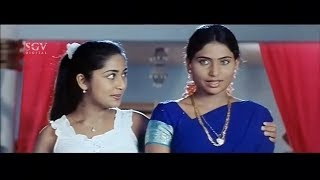 Darshan Super Hit Kannada Movie Scene || Kannada Comedy Scene || Gaja Kannada Movie