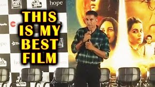 I Have Done 150 Films But This Is My BEST Film | Akshay Kumar At Mission Mangal Trailer Launch