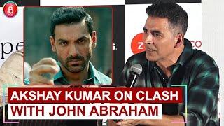 Akshay Kumar On Mission Mangals Clash With John Abraham's Batla House