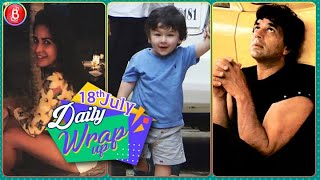 Katrinas Birthday Pics | Sidharth Wants To Kidnap Taimur | Dharmendra Apologises | Bollywood News