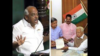 Karnataka crisis: Governor asks Speaker to complete trust vote process Thursday itself