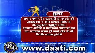 Gurumantra 19 July 2019 - Gurumantra With Daati Maharaj