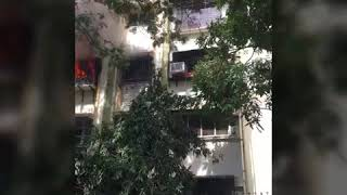 Fire At Comedian Kapil Sharma House In Andheri - The Kapil Sharma Show