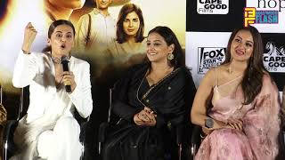 Mission Mangal Movie Trailer Launch - Akshay Kumar,Vidya Balan,Sonakshi Sinha,Taapsee, Nitya