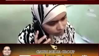 पश्चिम बंगाल में मुस्लिम महिला इशरत जहां के हनुमान चालीसा पाठ में हिस्सा लेने पर बवाल