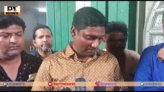 Crores Or Worth Waqf Property Opp Osmania Hospital Is In Danger | Some Person's Try To Grab Land -