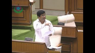 WATCH: Newly Appointed TCP Minister Babu Kavlekar Fumbles in Assembly, CM Comes To His Rescue
