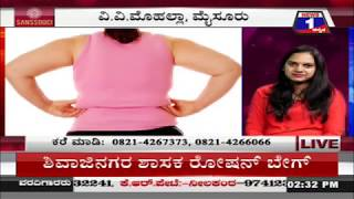 How to dissolve obesity and prevent hair loss ..? | Sanssouci wellness  Clinic