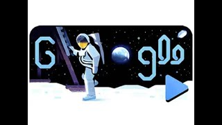 Google Doodle marks Apollo 11's 50th anniversary of moon landing