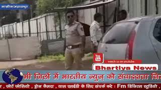 हेलमेट ना पहनने पर पुलिसकर्मी ने दी पीटकर सजा, वीडियो हुवा वायरल। #bn #bhartiyanews