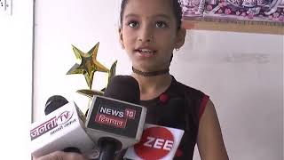 19 JULY N 1 nidhi Dogra, who wanted to make a name in Yoga, donated the name of Hamirpur
