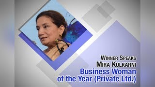 ​Leadership is the ability to inspire people:  Mira Kulkarni | ETPWLA