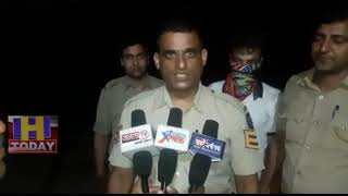 10 JULY N 5  24 .21 grams of Chitta heroine recovered from the bus in district Bilaspur
