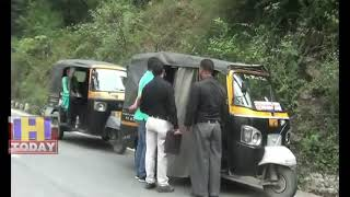 10 JULY N 17 END Continuous over loading by keeping the rules in school buses and vans in Solan