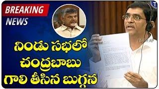 Buggana Rajendranath Reddy Reveals Kia Motors Secrets | Chandrababu Naidu | Top Telugu TV