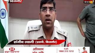 पुलिस ने अपराधियों के खिलाफ चलाया अभियान