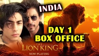 The Lion King India 1st Day Collection | Box Office Prediction | Shahrukh Khan, Aryan Khan
