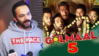 Rohit Shetty Reaction On GOLMAAL Completing 13 Years