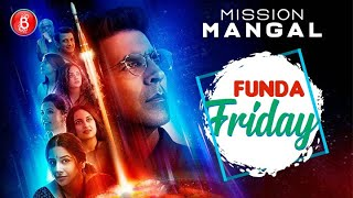 Interesting Facts On Mission Mangal' | Akshay Kumar | Vidya Balan | Taapsee Pannu | Funda Friday