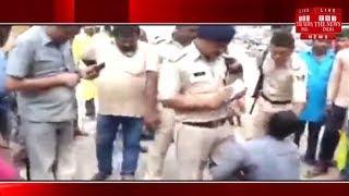 बिहार के छपरा में मवेशी चोरी के आरोप में तीन लोगों की पीट-पीट कर हत्या