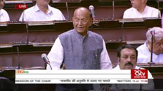 Dr. C.P. Thakur on Matters Raised With The Permission Of The Chair in Rajya Sabha