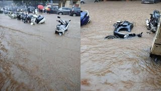 Panjim Flooded Yet Again After Just Few Hours Of Rain
