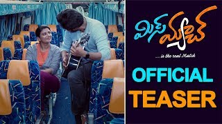 Aishwarya Rajesh Miss Match Movie Official Teaser | Aishwarya Rajesh | 2019 Telugu Trailers