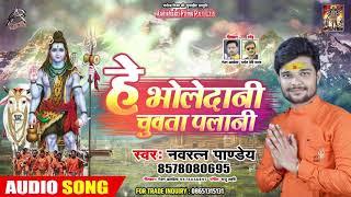 Navratan Pandey का New Bhojpuri Bolbam Song | हे भोलेदानी चुवता पलानी - New Song