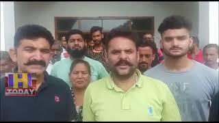 20 JULY N 12_  Mini Secretariat against the BJP government in Nurpur