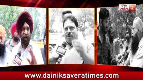Video- Jalandhar की ख़ूबसूरती पर दाग बने कूड़े के ढेर
