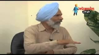 In conversation with Prof. Manjit Singh, Spokesperson AAP(PB.)