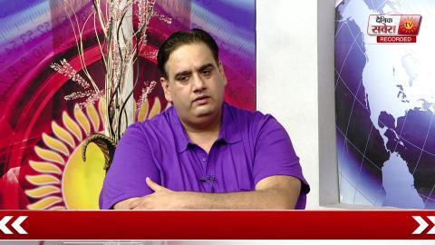10 हज़ार पंजाबीयों को Foreign भेजने के बाद अब बारी Haryana की : Vinay Hari
