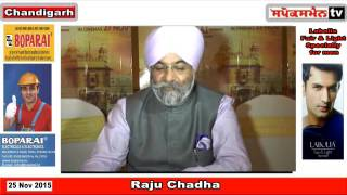 Jimmy Shergill Supports Classic Punjabi Film Nanak Naam Jahaz Hai