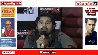 Ranvijay and Sushil Visit Chandigarh To Give Chandigarhians A Chance To Be a Roadie