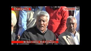 Congress Leader Sunil Jakhar dares MODI on National Herald case