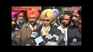 Congress leader from Fatehgarh Sahib, Lakhbir Singh Rai, join Aam Aadmi Party AAP on Saturday