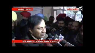 Shakeel Ahmed on Khadoor sahib by-election