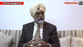 Punjab is not No 1 power production & safety-D S Bains newly appointed chairman PSERC