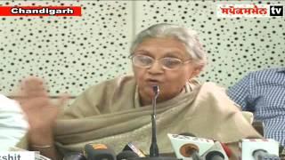 Delhi is suffering for Kejriwal's confrontationist attitude: Sheila Dixit
