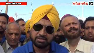NAVTAZ SINGH GUGU STARTED CAMPING STOP THE DRUGS