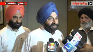 Charges levelled by AAP against Majithia are false-  Maheshhinder & Dr.Daljit Cheema