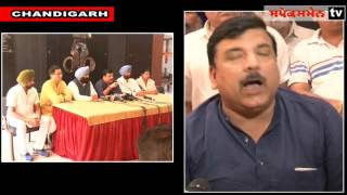 Blames Modi Badal Both for injustice to sikh families